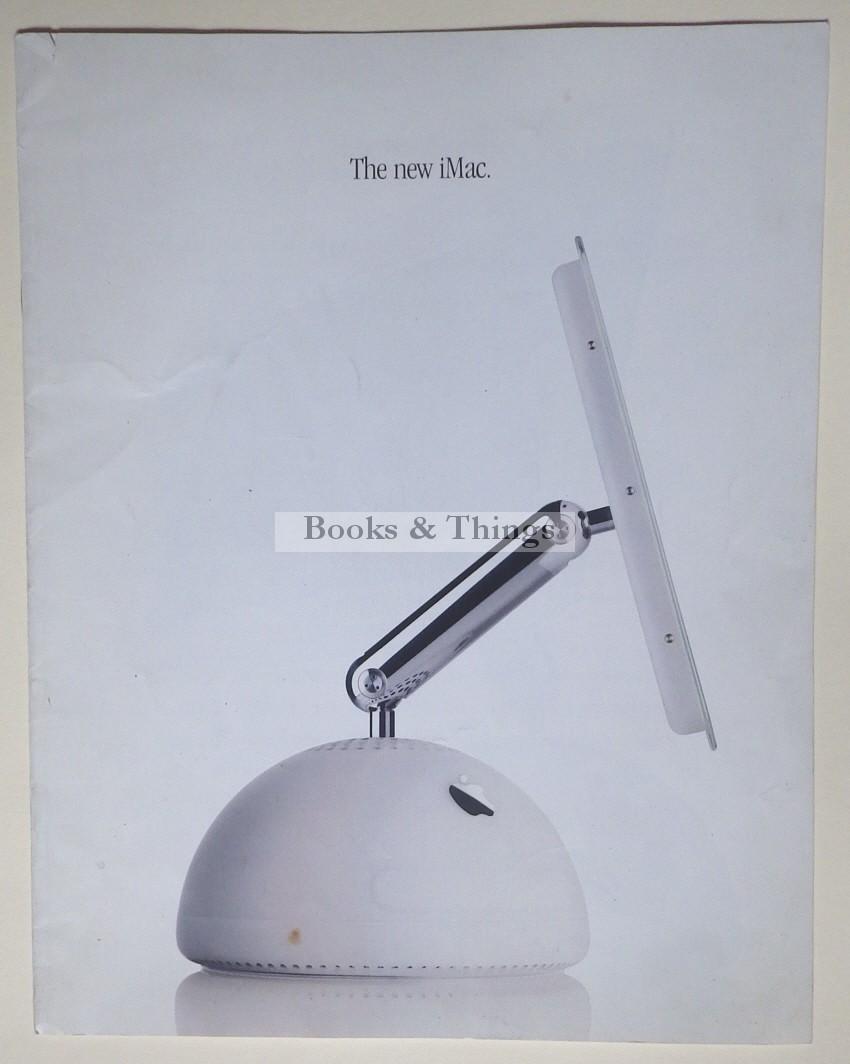 Apple imac G4 brochure