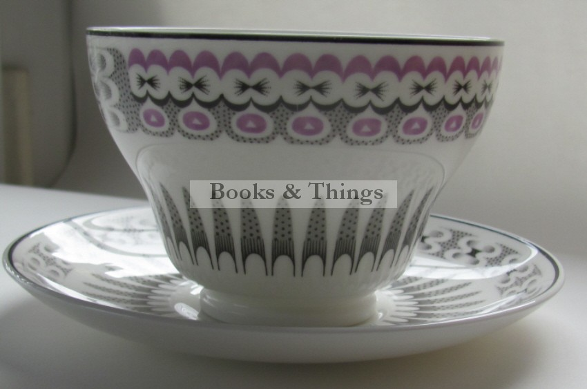 Edward Bawden Wedgwood  porringer for Orient Line
