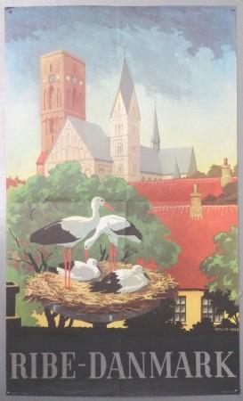 Hakon Spliid poster Ribe