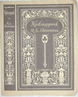Kidnapped cover design
