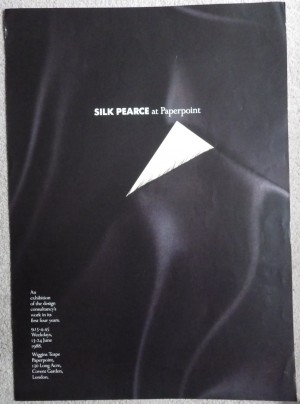 Silk Pearce poster