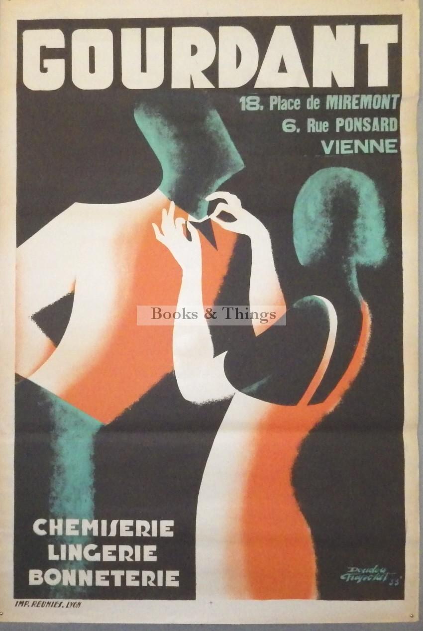 Doudou Frapotat Goudrant poster