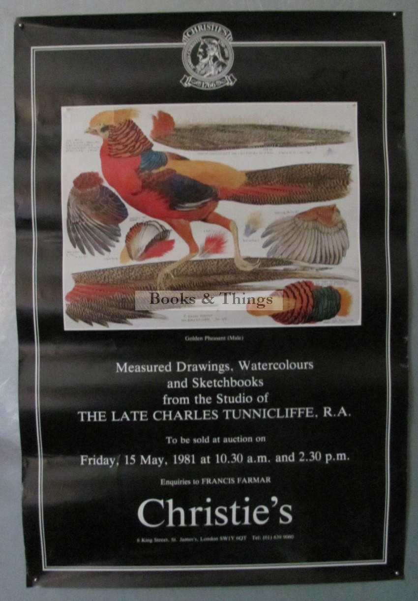 Charles Tunnicliffe poster