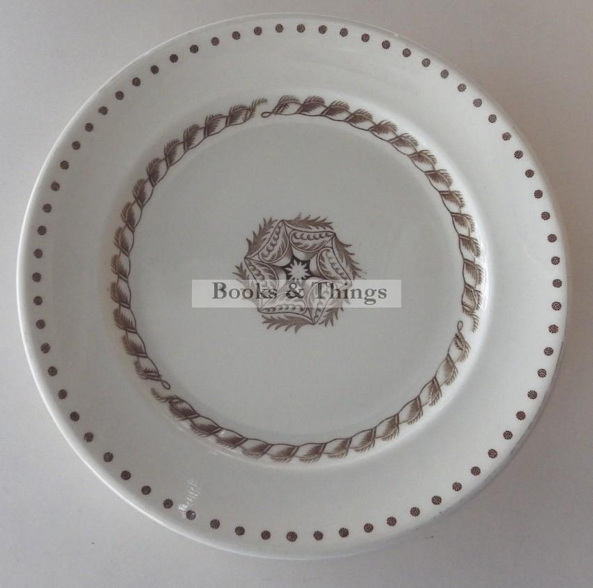 Edward Bawden Wedgwood plate