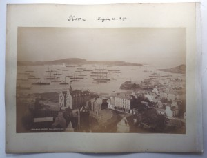 Oban Bay photograph