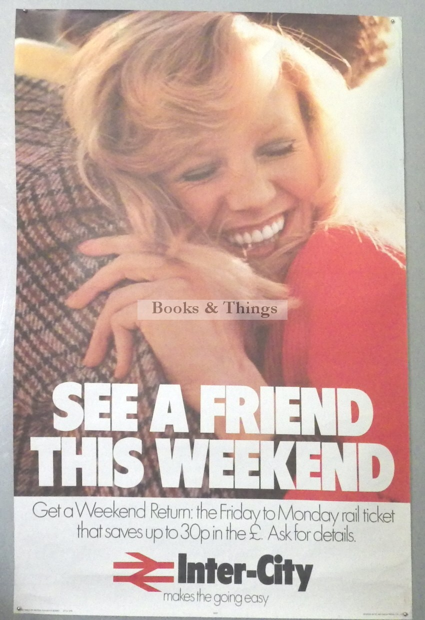 See a Friend This Weekend poster