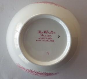 Rex Whistler bowl