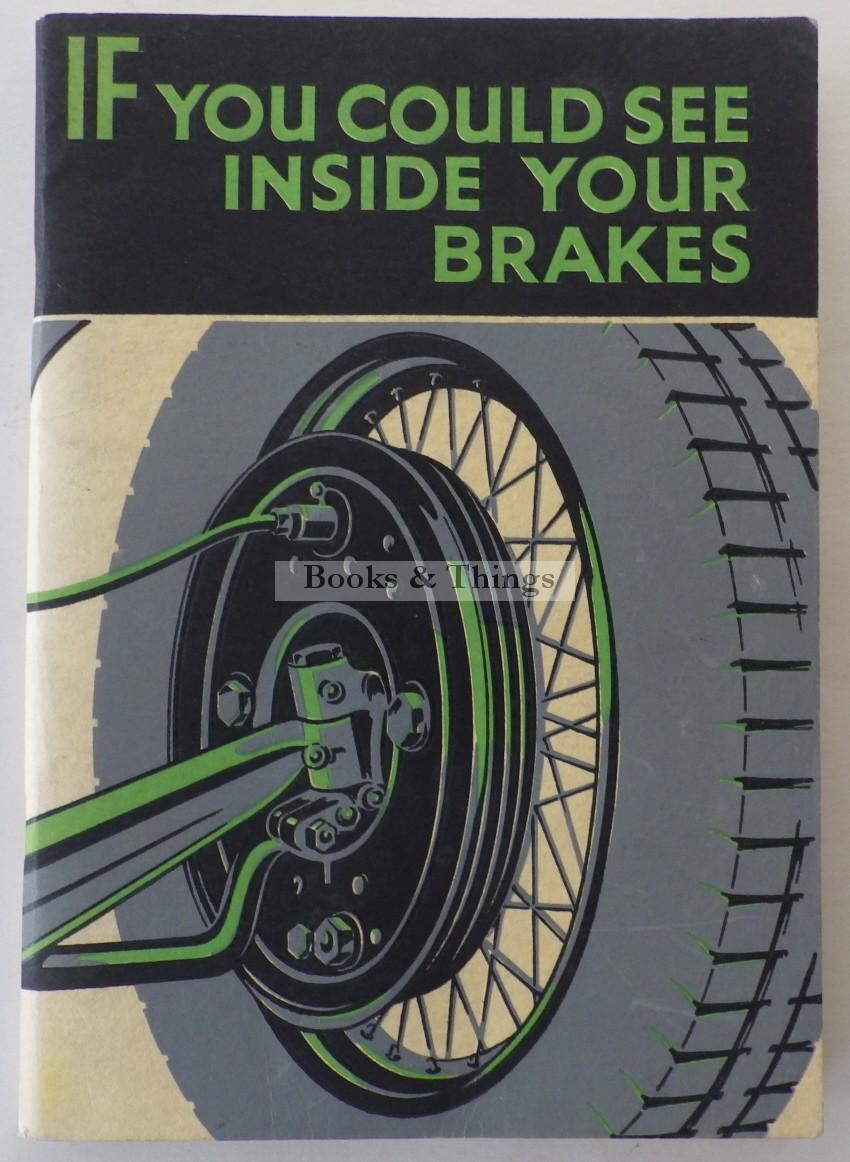 Ferodo Brakes booklet