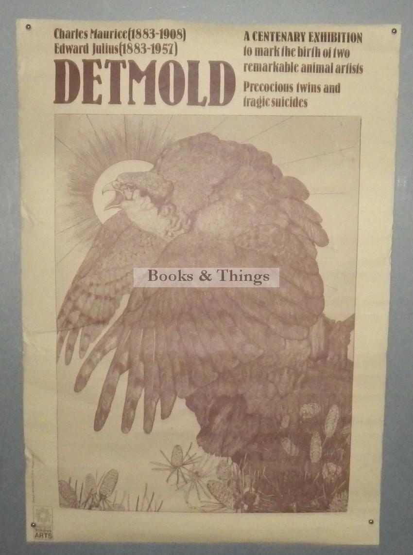 Maurice & Edward Julius Detmold poster
