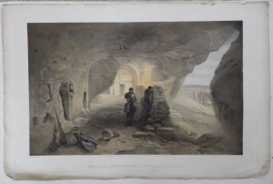 William Simpson The Seat of the War in the East print