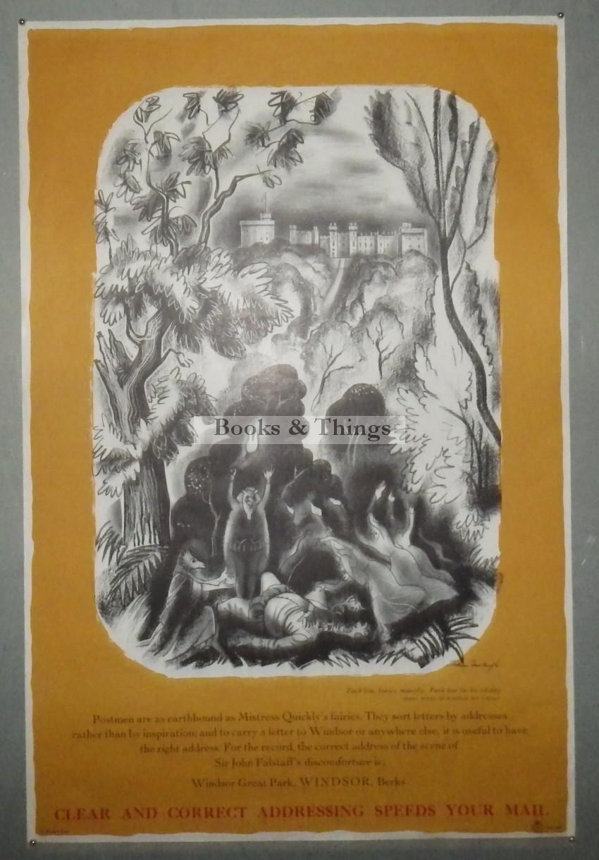 John Farleigh poster
