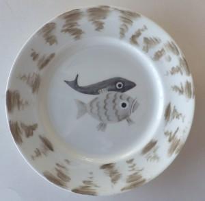 John Armstrong plate