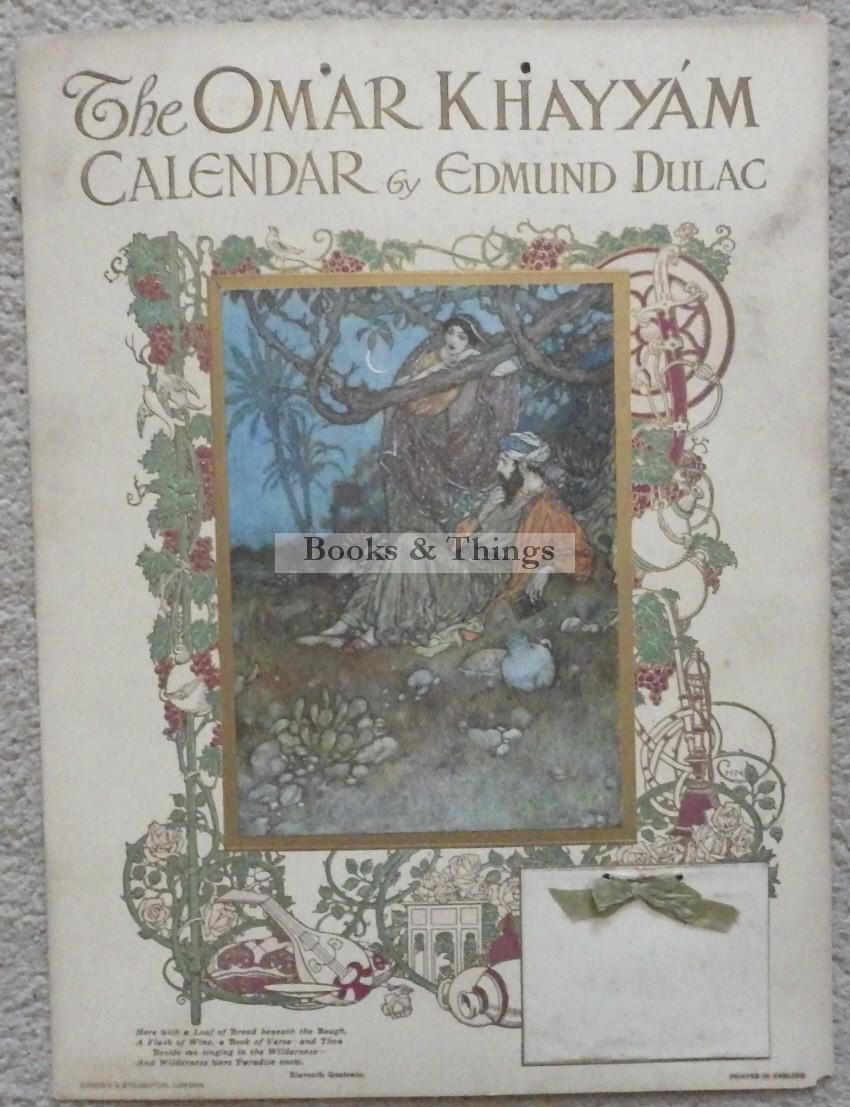 edmund-dulac-omar-khyyam-calendar