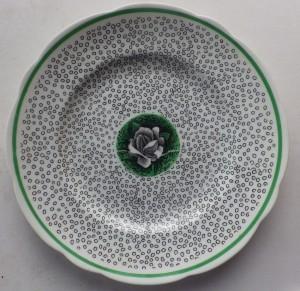 Graham Sutherland plate