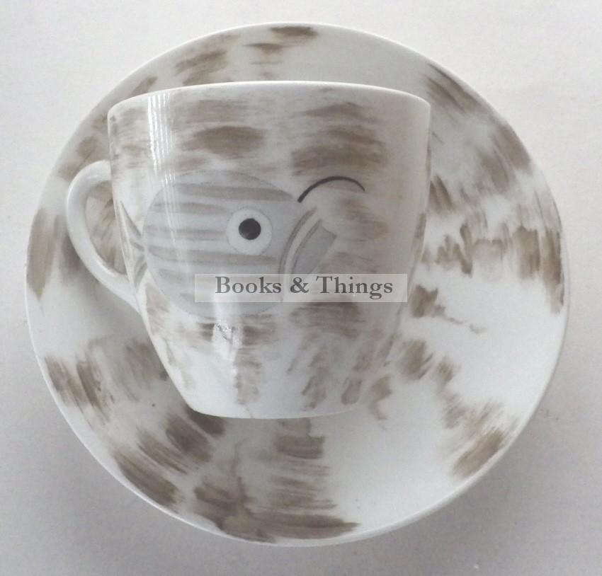 John Armstrong cup & saucer