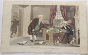 Thomas Rowlandson Dr Syntax lithograph12