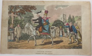 Thomas Rowlandson Dr Syntax lithograph17