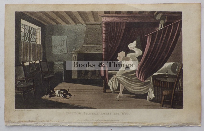 Thomas Rowlandson Dr Syntax lithograph18