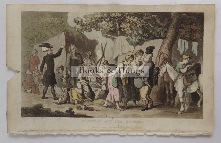 Thomas Rowlandson Dr Syntax lithograph5