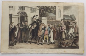 Thomas Rowlandson Dr Syntax lithograph8