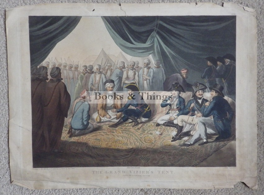 The Grand Vizier's Tent