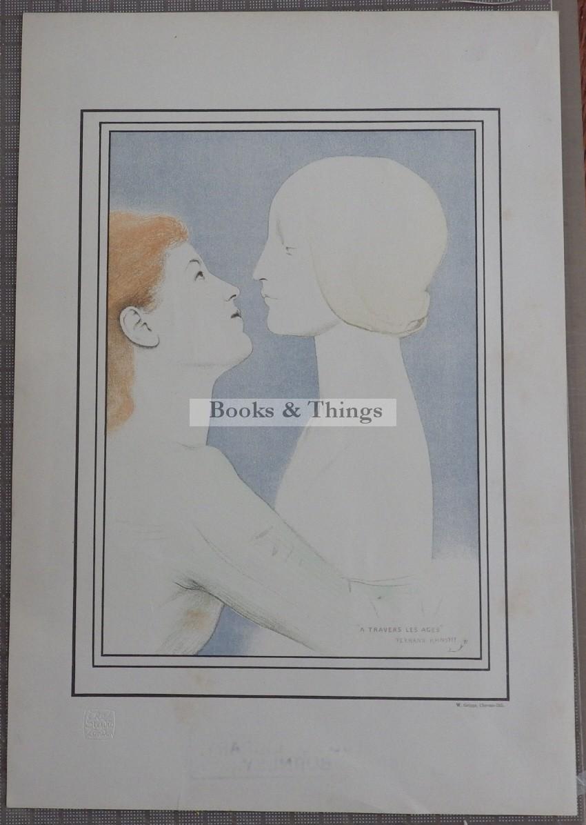 Fernand Khnopff print