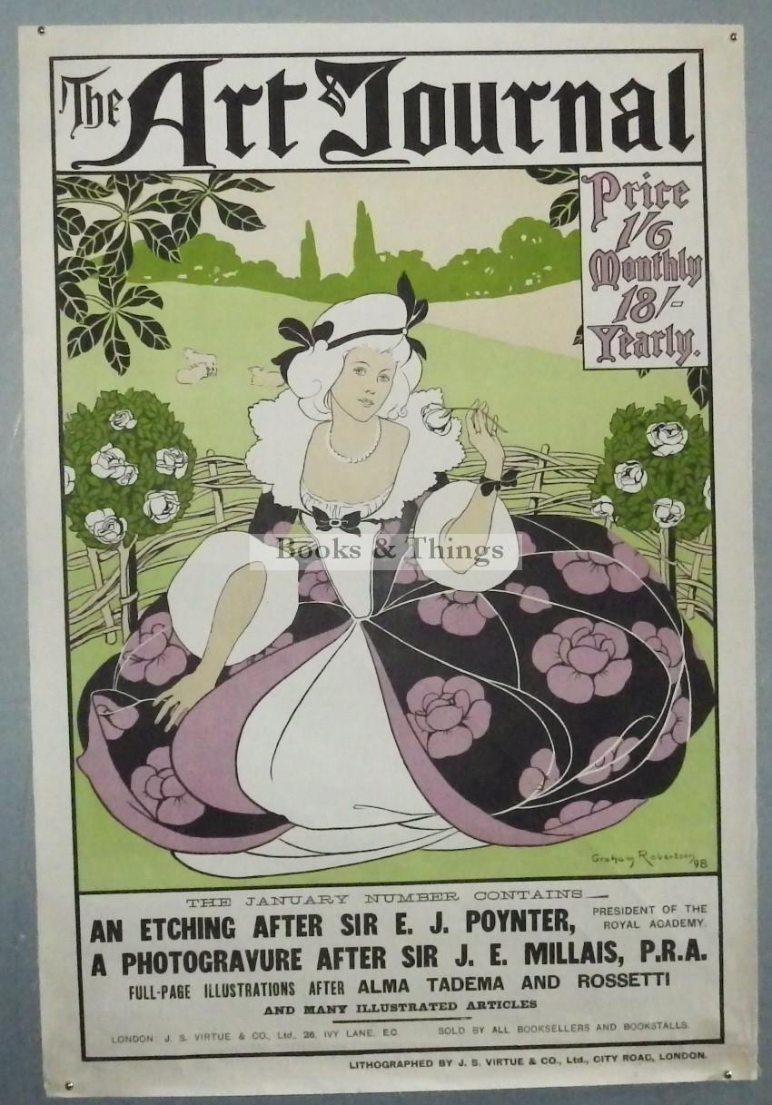 Graham Robertson poster