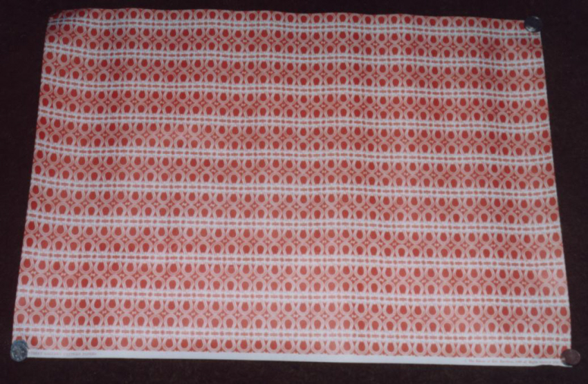 Eric Ravilious pattern paper