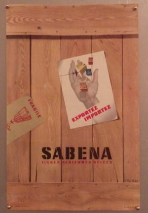 Dohet Sabena poster