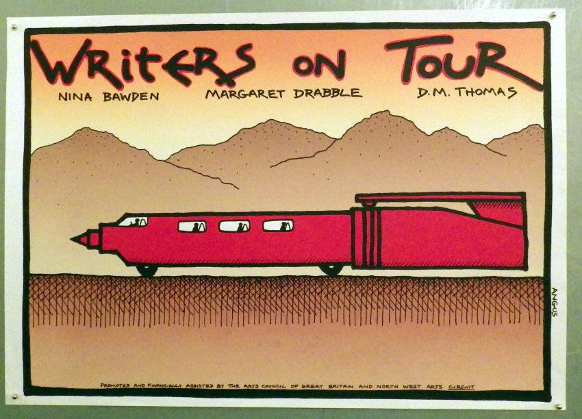 Writers on Tour poster