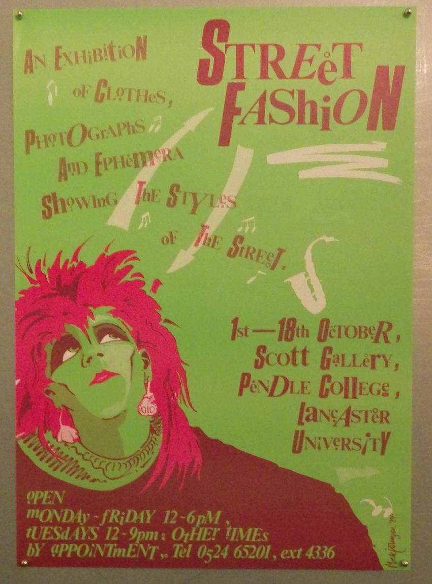 Mick Johnson poster