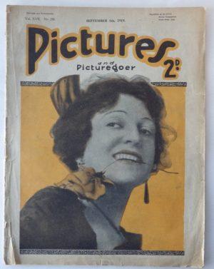 pictures & picturegoer