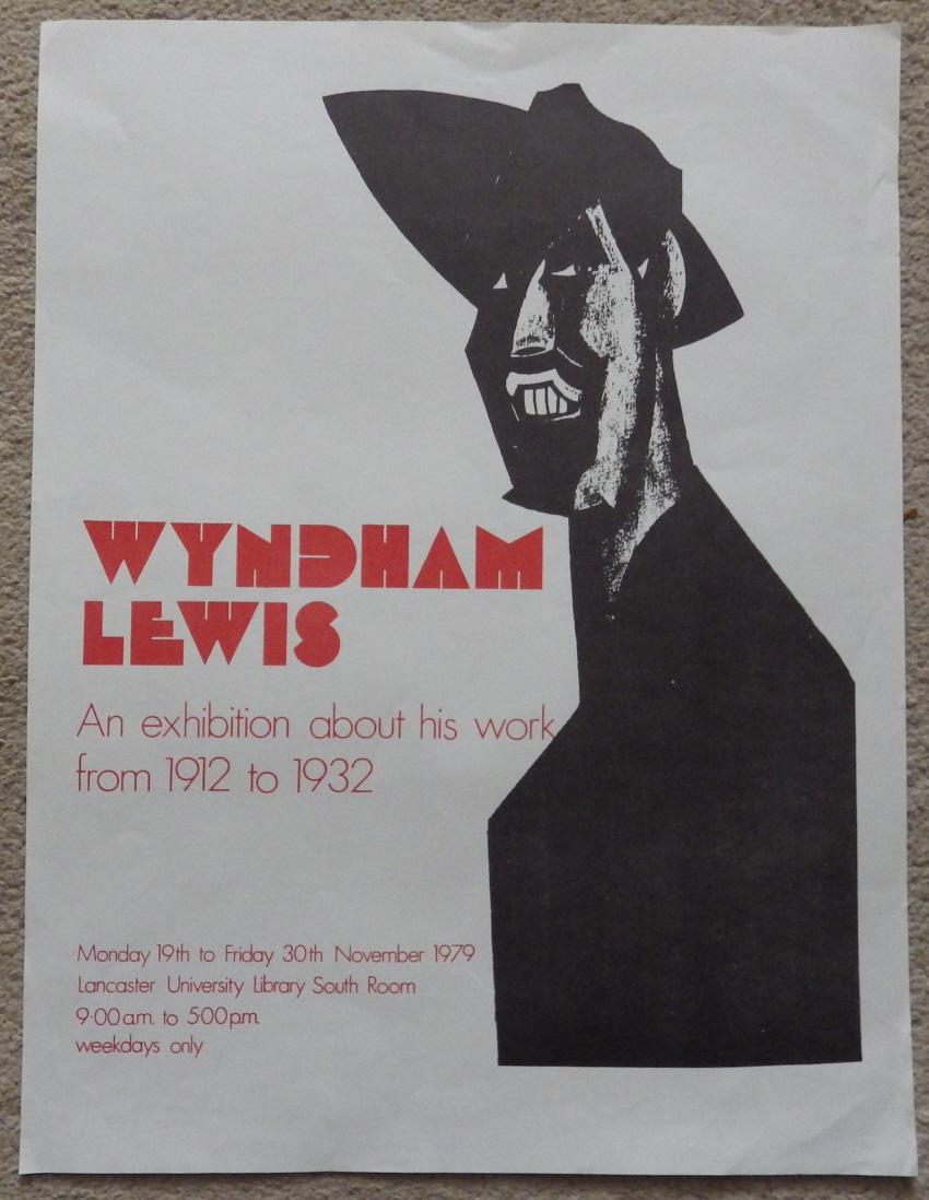 Wyndham Lewis poster