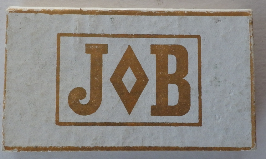 Job cigarette papers