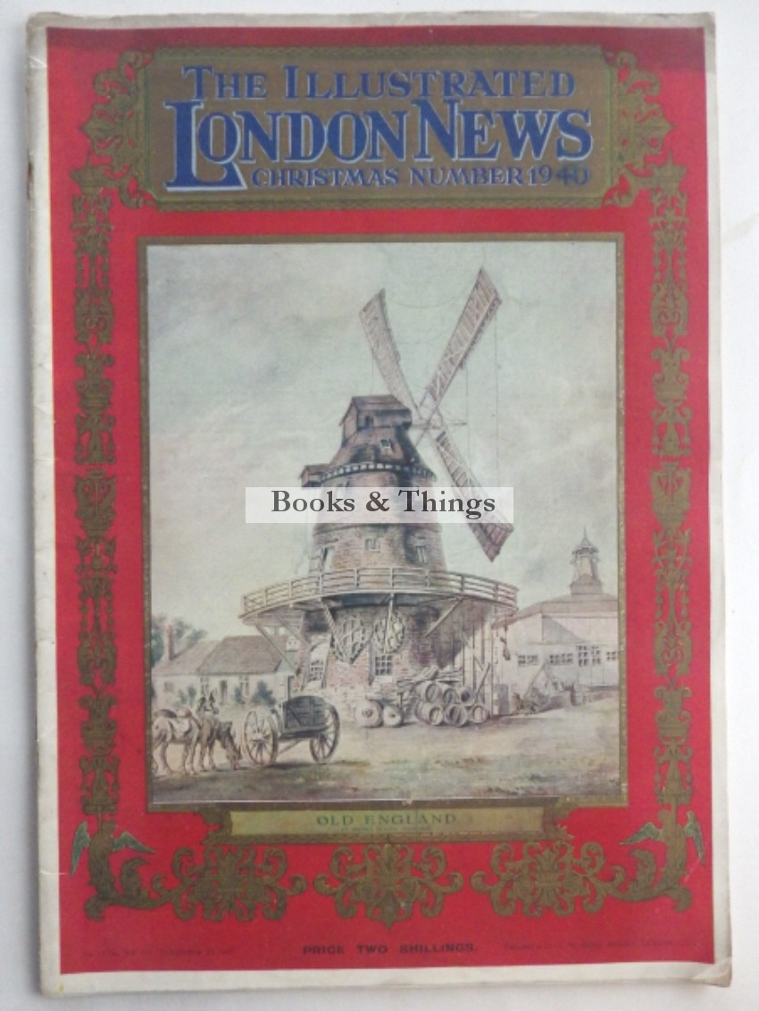 Illustrated London News Christmas Number 1940