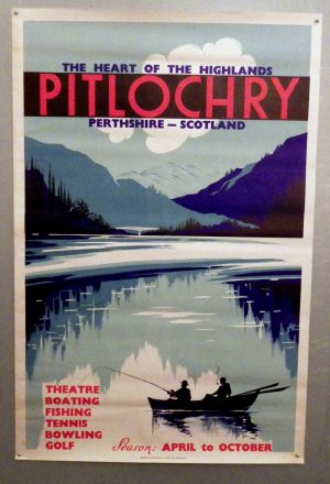 Pitlochry poster