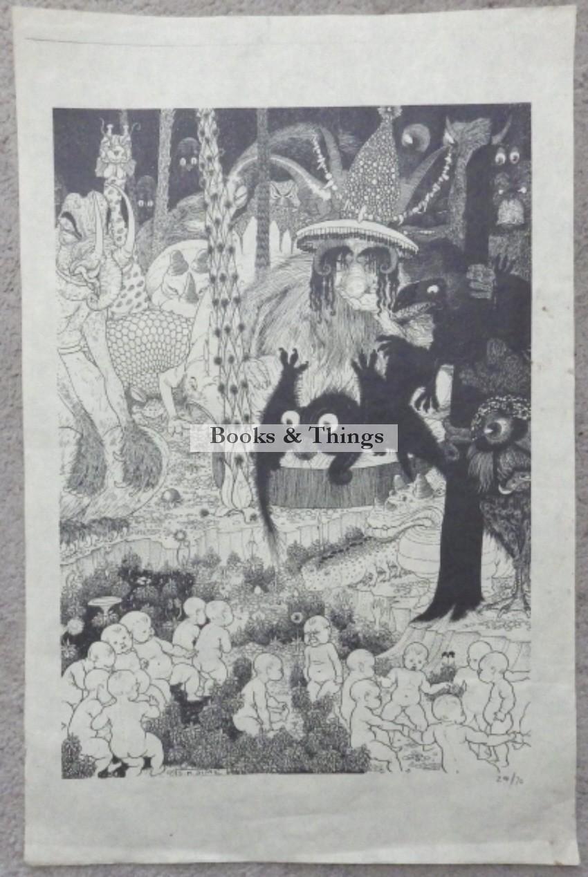 Sidney H. Sime print