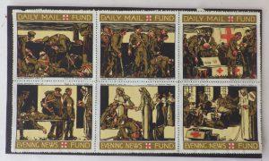Frank Brangwyn stamps