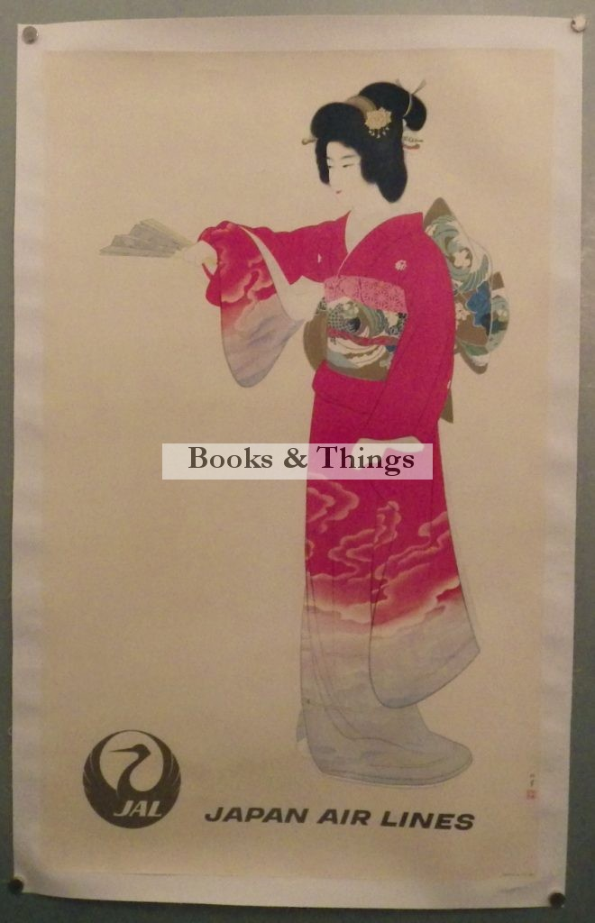 Japan Airlines poster