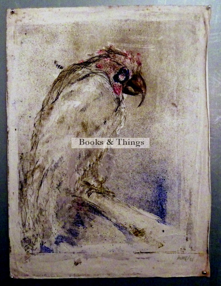 Margaret Kroch-Frishman lithograph