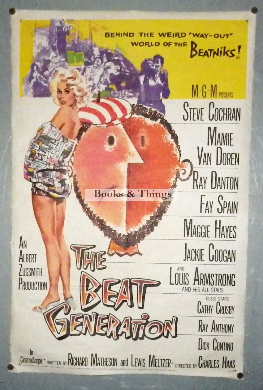 The Beat Generation poster