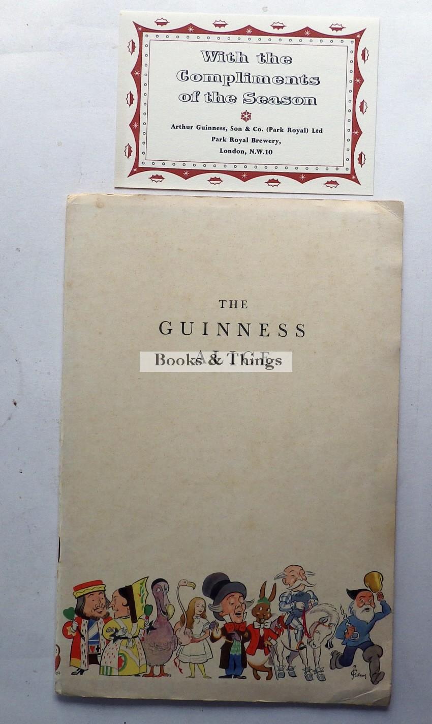 John Gilroy Guinness booklet