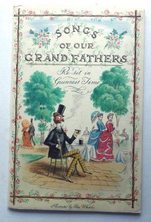 Rex Whistler Guinness booklet