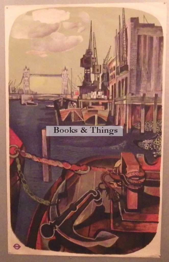 John Minton poster