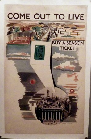 Paul Nash poster