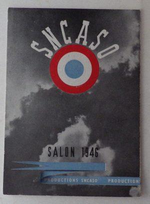 SNCASO aircraft brochure
