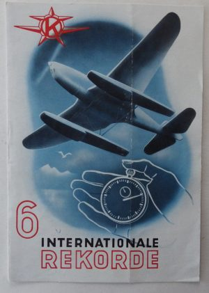 Internationale Rekorde brochure