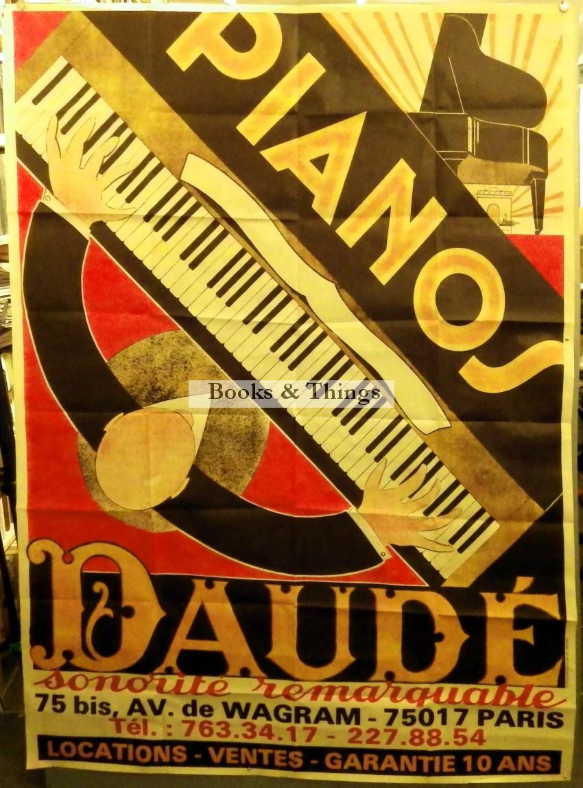 Andre Daude poster