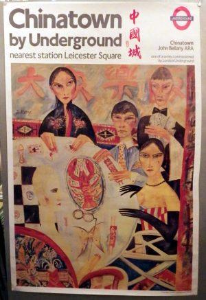 John Bellany poster Chinatown2