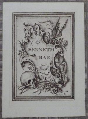 Rex Whistler bookplate6
